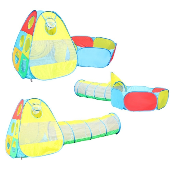 Viciviya Kids Pop up Play Tent with Tunnel and Ball Pit(3-in- ...  sc 1 st  Viciviya Kids Pop up Play Tent with Tunnel and Ball Pit(3-in-1) : kids pop up tent with tunnel - memphite.com