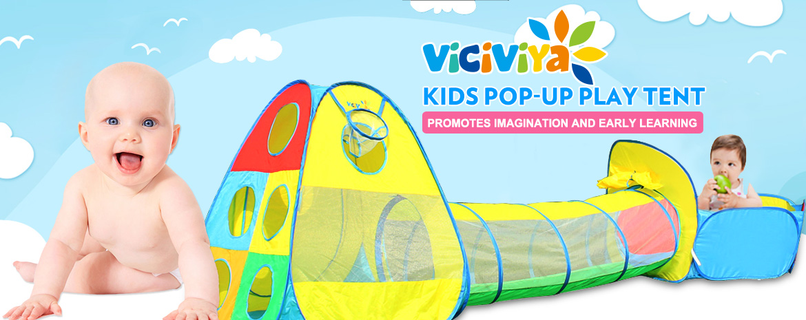 Viciviya Play Tent